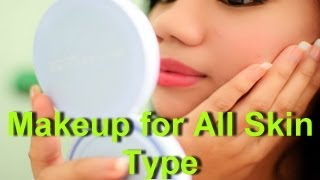 Makeup for All Skin Types