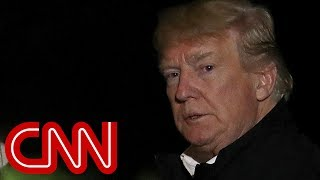 Trump compares Saudi allegations to Kavanaugh - CNN