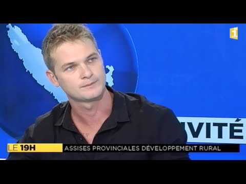 Nicolas Metzdorf : Assises provinciales 2014 du developpement rural - 24-10-2014