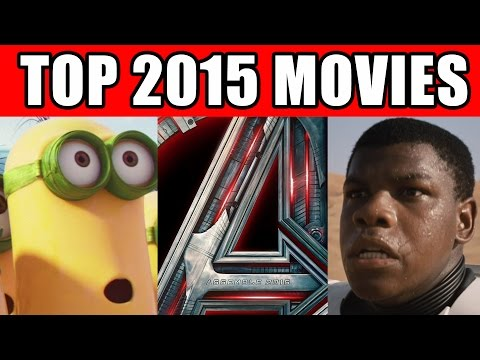 Top 25 Most Anticipated Movies of 2015