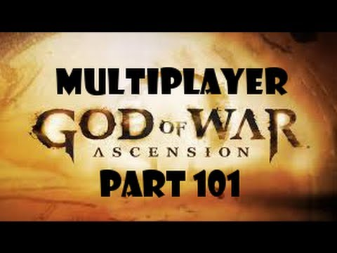 God Of War Ascension Multiplayer Part 101 ~ TDM ~ Lags A Killer