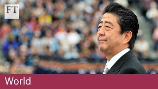 Japan plans sales tax rise next year - FINANCIALTIMESVIDEOS