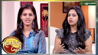 Morning Cafe – Breakfast Show for Women 19-04-2017  PuthuYugam TV Show
