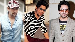 Bollywood News in 1 minute 04/03/2015 - Salman Khan, Sidharth Malhotra, Ayushmann Khurrana