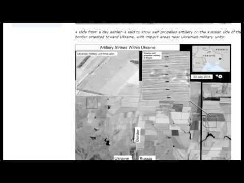 Sulmet ruse ndaj Ukrainës. SHBA publikon prova satelitore