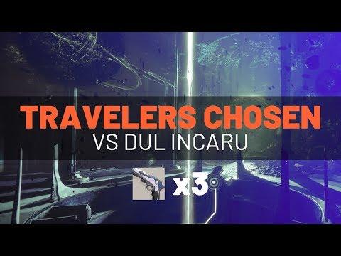 Travelers Chosen vs Dul Incaru