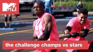 'Tow Truck Challenge' Official Sneak Peek | The Challenge: Champs vs. Pros | MTV - MTV
