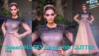Sonam's SULTRY Avatar with lots of GLITTER`` - BOLLYWOODCOUNTRY