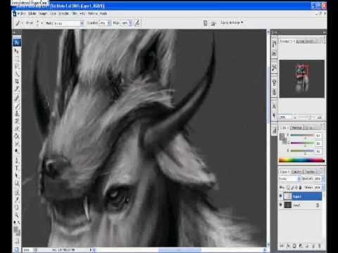 Speed Painting Videos