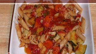 Vegetable Pasta..