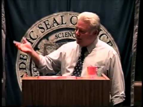 History of Rice University lecture series, 2001, lecture 8 of 8, part 4 of 4, Malcolm Gillis