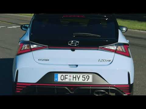 Autoperiskop.cz  – Výjimečný pohled na auta - Nekompromisní lovec zatáček: Hyundai Motor odhaluje nejnovější vysokovýkonný model, zcela nový Hyundai i20 N
