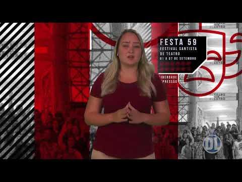 Confira o vídeo com a atriz Renata Carvalho