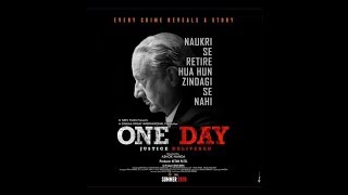 One Day Movie teaser; One Day film teaser review, One Day Movie promo; Anupam Kher - ITVNEWSINDIA