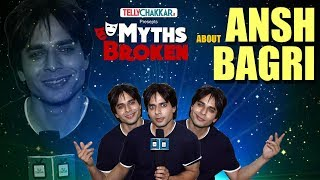 Do you also fe actor Ansh Bagri copies a Hollywood actor | Myth Broken | TellyChakkar - TELLYCHAKKAR