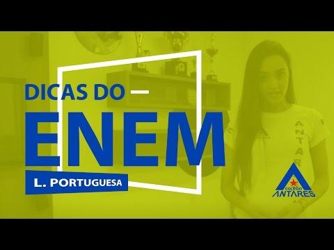 Dicas do Enem #30 - Língua Portuguesa