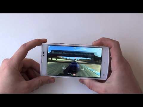 Leagoo Lead 7 test gaming Real Racing 3 by GizChina.it