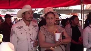 Fiestas patronales en Rafael Yáñez Sosa (El Mezquite) (Fresnillo, Zacatecas)