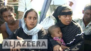 Rohingya refugees in Bangladesh speak of 'horrors in Myanmar' - ALJAZEERAENGLISH