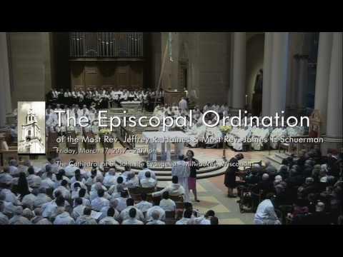 Episcopal Ordination