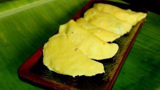 Sweet Corn Kozhukattai Recipe