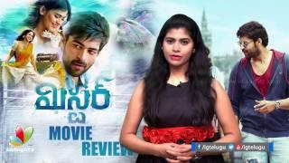 Mister Movie Review || Varun Tej || Sreenu Vaitla || #Mister || Lavanya Tripathi || Hebah Patel - IGTELUGU