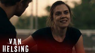 VAN HELSING | Season 3, Episode 11: Olive Branch | SYFY - SYFY