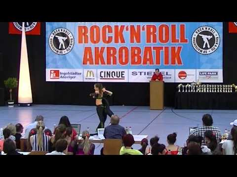 Lydia Herrich & Johannes Guha - Oberbayerische Meisterschaft 2013