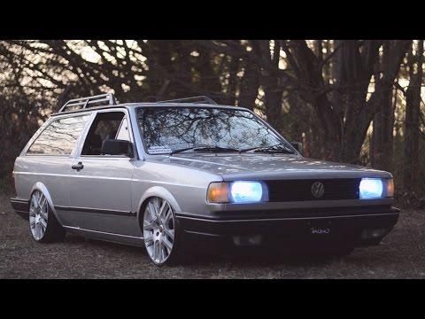 Impeccable - VW Parati - 185/35R17 - Suspensão Fixa | CarEliteBR