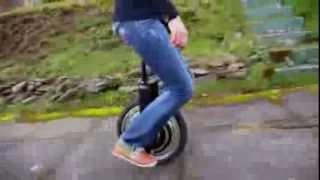 Entrasan Buluşlar - Tek Tekerlekli Elektrikli Bisiklet