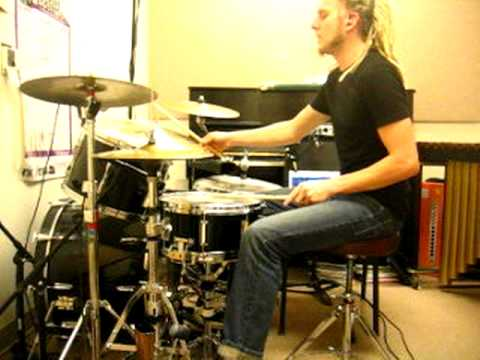 Mambo/Songo/Solo Drums (Latin Jazz Drumming)