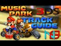 Mario Kart 8: Music Park - Track Guide + Analysis