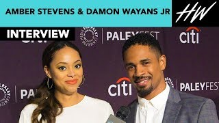 Amber Stevens & Damon Wayans Jr. Reveal Their Craziest Nightclub Stories!! | Hollywire - HOLLYWIRETV