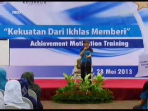 Achievement Motivation ; Asuransi Takaful Indonesia, Yusuf Mansur 1