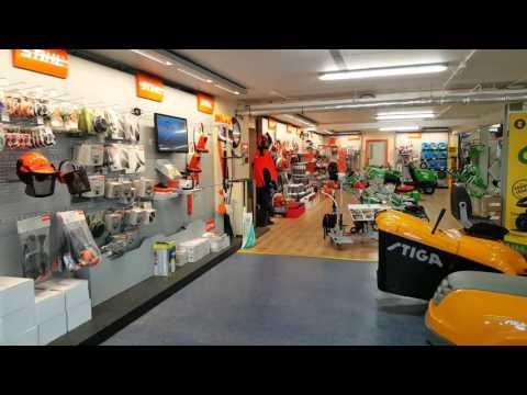 Garden Equipment, Grass Cutting Machinery & Plant Equipment Showroom