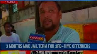 Ban on plastic and thermocol in Maharashtra; Rs 5000 fine for first time offenders - NEWSXLIVE