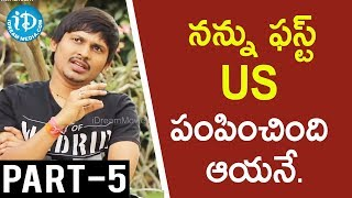Jabardasth Awesome Appi & Rocking Rakesh Exclusive Interview Part #5 | Talking Movies With iDream - IDREAMMOVIES