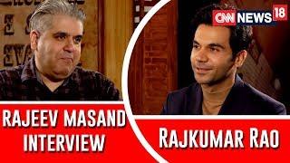 Rajkummar Rao interview by Rajeev Masand - IBNLIVE