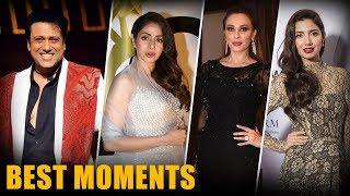 Best Moments | Masala Awards 2017 | Govinda | Sridevi | Iulia Vântur | Mahira Khan - HUNGAMA