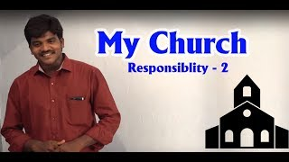 My Church Telugu Short Film 2019 | Peter Gospel - YOUTUBE