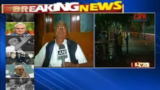 V. Hanumantha Rao pays Homage to Atal Bihari Vajpayee | CVR News - CVRNEWSOFFICIAL