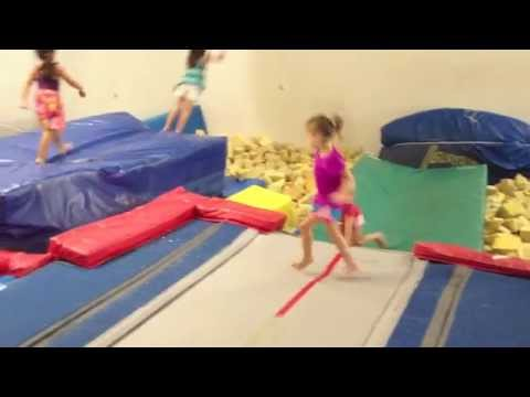 Davis Diamonds Gymnastics Summer Camps 2013
