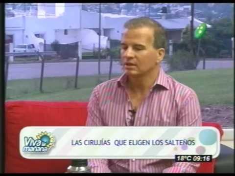Canal 4 de Salta - Más salteños se hacen cirugías estéticas