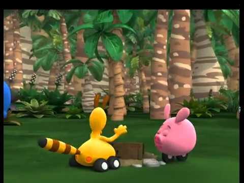 Przystanek Dżungla - Stara skrzynia - Oglądaj w Disney Junior!
