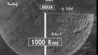 عندما حولت فرنسا صحراء الجزائر إلى حقل تجارب نووية - ساسة بوست