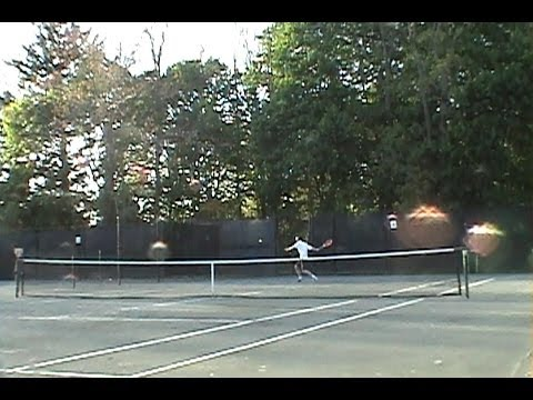 Clay Court Amature Match Clips