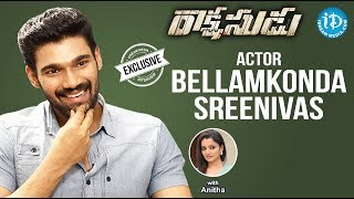 Actor Bellamkonda Sai Sreenivas Exclusive Interview || Talking Movies With iDream - IDREAMMOVIES