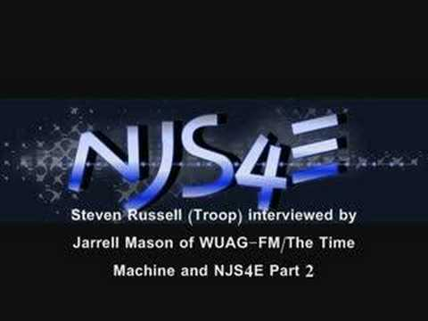Steven Russell Troop Interview Part 3 Knyte77 1704 views