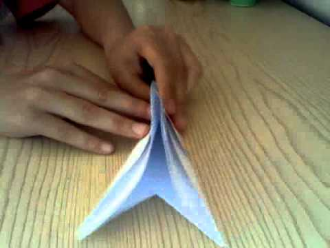 How To Make A Paper Airplane That Flies Far And Straight!