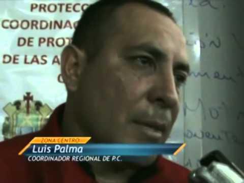 Noticieros Televisa Veracruz - Dos grados bajo cero en las faldas del volcán